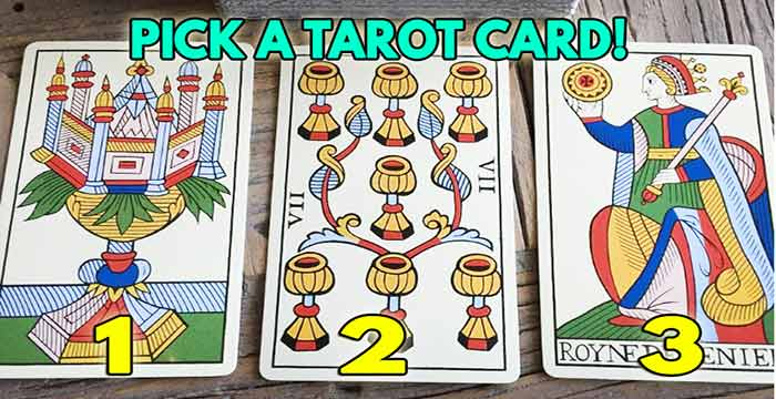 Free tarot for you, just pick a card and receive an accurate reading