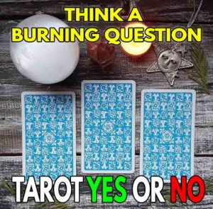 yes and no tarot