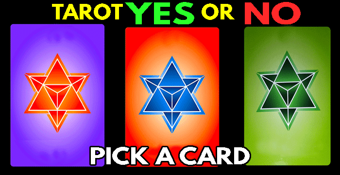 The yes or no tarot more complete than you'll ever try  100% accurate