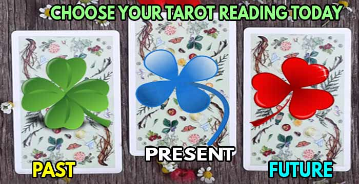 Your Tarot reading that reveal your Past, present and future 🌟