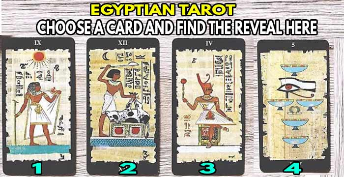 Free Egyptian TAROT ✨The most mystical and RELIABLE 100%